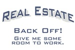 Real Estate / Back Off