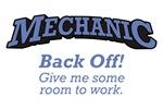 Mechanic / Back Off