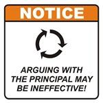 Principal / Argue