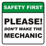 Mechanic / Wake