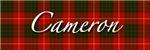 Clan Cameron - Just Tartan