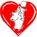 Love Dog T-Shirt & Gifts