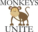 Funny Year of The Monkey T-Shirts Gifts