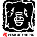 Year of The Pig T-Shirt and Gifts