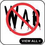 Anti-War T-Shirt Shirt Gift Shop