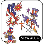 Funny 4th of July T-Shirts Cute 4th of July TShirt