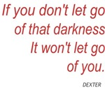 If you don't let go...