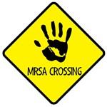 MRSA Crossing Sign 02