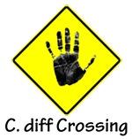 C.diff Crossing Sign 02