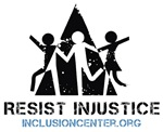 Resist Injustice dark on light