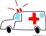 One Ambulance!