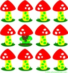 One of These Toadstools!
