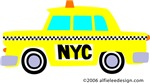 Wee New York Cab!