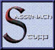 Sassenach Stuff!