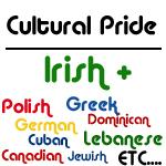 Half Irish Heritage (Irish + ...)