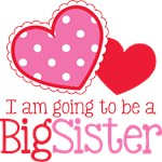 Valentine Big Sister to be