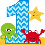 Under the Sea 1st Birthday