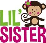 Monkey Little Sister