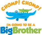 Alligator going to be a Big Brother