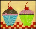 Just The Two of Us: CUPCAKES