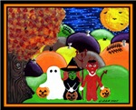 Halloween Tricksters & Treaters!