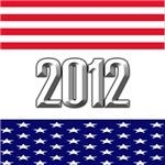 Presidential 2012 stars