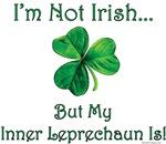 I'm Not Irish, But My Inner Leprechaun Is!