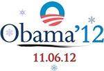 Obama Christmas 2012