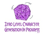 0-Level Character Generation