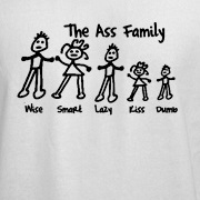 The Ass Family!