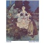 Dulac's Cinderella & Godmother