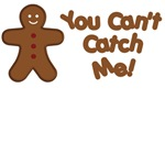 Gingerbread Can't Catch Me