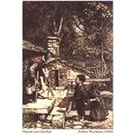 Rackham's Hansel and Grethel