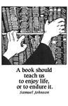 Books, Enjoy or Endure
