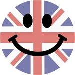 British Flag Smiley