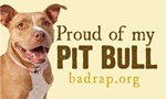 Pit Bull Stickers