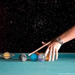 Planetary Pool