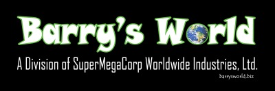 Barry's World Gear 1