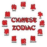Chinese Zodiac Designs