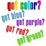 got colors?
