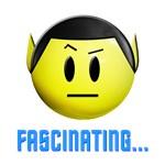 Spock Smiley #2