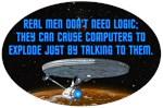 Real Men Don't Need Logic