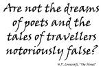 The Dreams of Poets