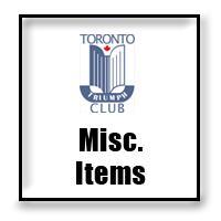 TTC Miscellaneous Items