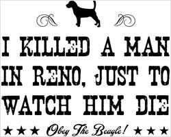 I Killed a Man in Reno...