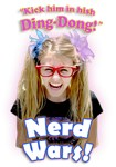Doris from Nerd Wars!