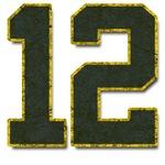 12 Aaron Rodgers