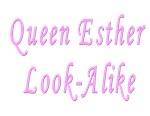Purim Queen Esther Look- Alike