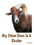 Shofar Rosh Hashanah Jewish New Year Cards