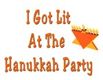 Funny Hanukkah Party